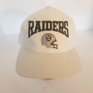 NEW ERA VINTAGE OAKLAND RAIDERS  HAT